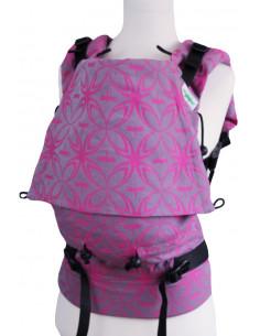 Buzzidil Babytrage I Dragonfly Absolutely Pink I Fullbuckle