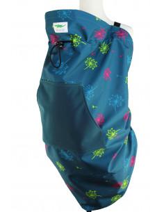 Schlechtwetter- / Regencover für Babytrage Dandelions