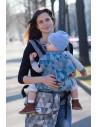 Wickeltasche beim Babytragen