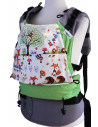 Preschooler Woodland Pals| SSC Toddler carrier I hiking