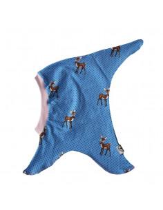 Schalmütze Smurfy | Pink Bambi