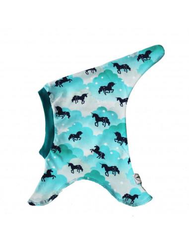 Schalmütze Smurfy | Blue Unicorn