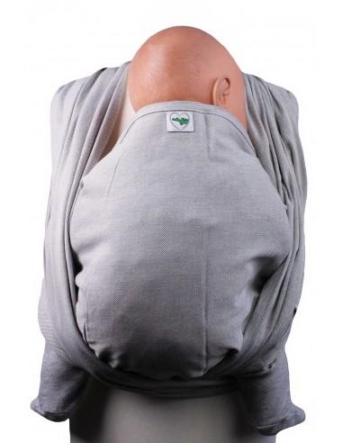 Tragetuch   Wrap It   Pure Grey (Size 6 - 4,6m)