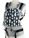 Buzzidil Babytrage I Happy Penguin I Fullbuckle
