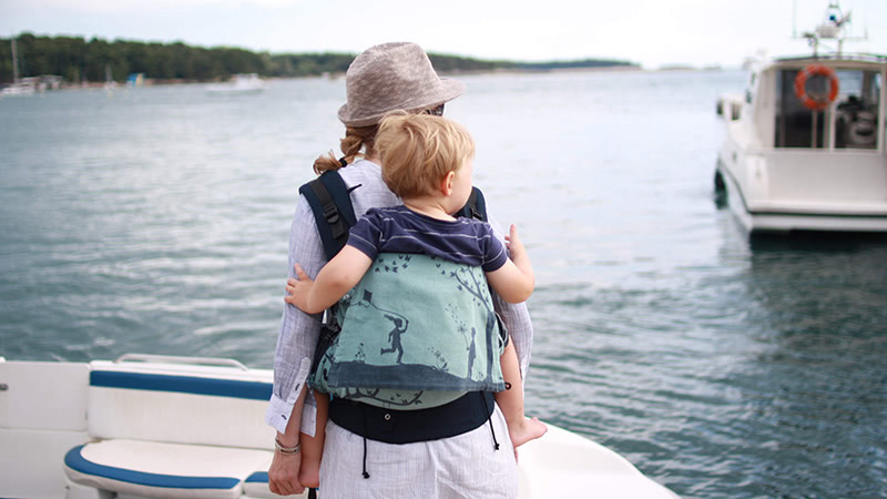 Preschooler Action & Hiking Carrier for Kids | Wandertrage für Kinder | Fullbuckle | Marsupio ergonomico | porte-bébé physiologique | mochila ergonomica