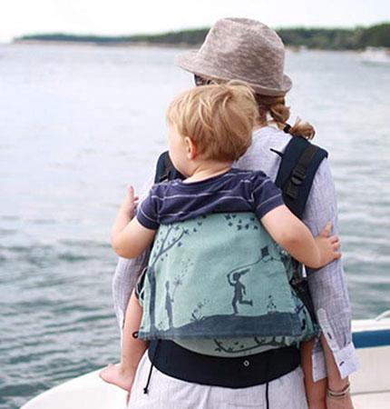 Preschooler Action & Hiking Carrier for Kids | Wandertrage für Kinder | Fullbuckle | Marsupio ergonomico | porte-bébé physiologique | mochila ergonomica