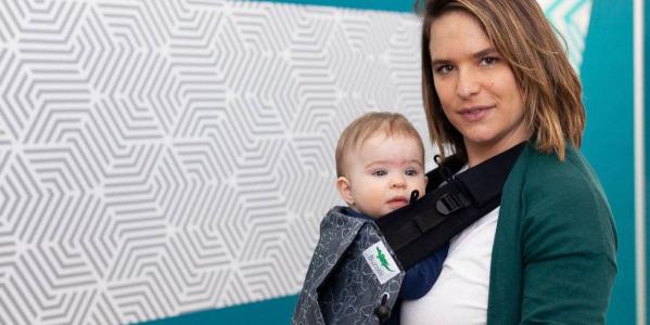 Ein Design entsteht - von der Idee zur Babytrage