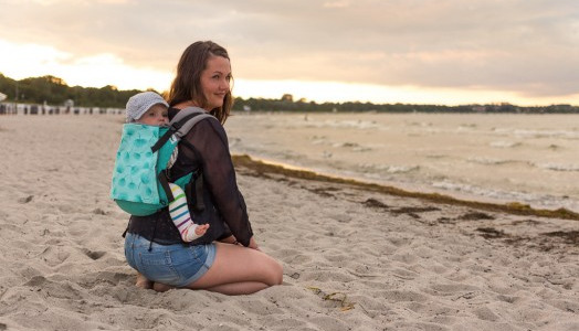 Warum wir nicht an eine Mesh-Babytrage mit Lüftungsnetz glauben